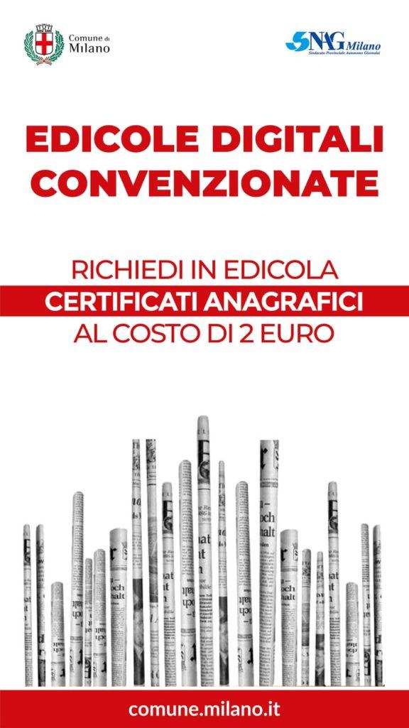 Sportello anagrafico Milano